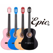 Guitarra Adulto Colores  Con Bolso Despacho Gratis
