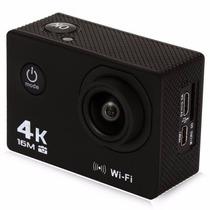 Action Cam 4k V3 Wifi Cámara Deportiva Y Acción Ultra Hd 4k