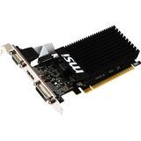 Tarjeta De Video Msi Nvidia Gt710 1gb Ddr3 Vga/hdmi/dvi Pcix