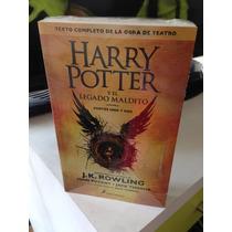 Harry Potter Y El Legado Maldito - Nuevo Y  Sellado