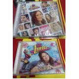 Cd - Soy Luna - Los 2 Discos - Disney