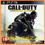 Call Of Duty Advanced Warfare Ps3 Digital (no Es Cd) Oferta!