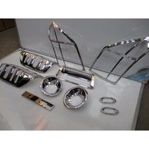 Kit Cromo Nissan Navara Año 2007-2014