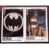 Comic Dc: Batman - El Regreso Del Caballero Oscuro