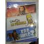 Dvd Pack: Corazón Valiente, Los Simpson, Era Del Hielo 2