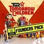 Ps4 The Tomorrow Children Founders Pack - Digital segunda mano  Santiago