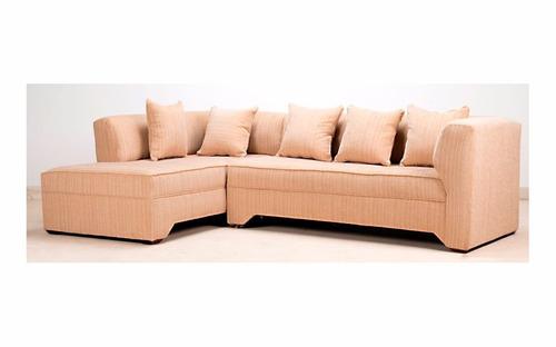 Living modular seccional izquierdo chenille ocre en venta - Cambiar relleno sofa ...