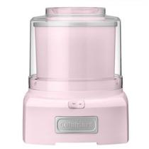 Máquina De Helado Cuisinart Ice-21r Yogurt, Helado