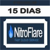 Cuenta Premium Nitroflare 15 Dias - Garatia!