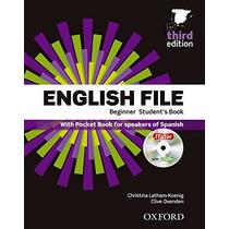 English File Beginner 3rd Edition, Student's Bo Envío Gratis