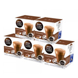Promo 80 Capsulas Cafetera Nescafe Dolce Cafe Chococino