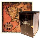 Estuche Tolkien 6 Vols. + Mapa; J. R. R. Tolkie Envío Gratis