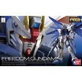 Freedom Gundam Rg 1/144 Bandai *despacho Gratis*