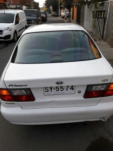 Nissan Primera 1999 Foto 5