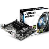 Placa Tarjeta Madre Asrock D1800m Micro Atx Ddr3 Dual Core