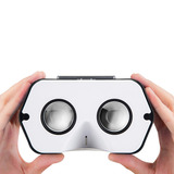 Newly Improved Dscvr Virtual Reality Viewer For Iphones And