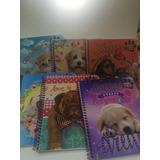 10 Cuadernos Universitarios Mascotas Mat 7 Torre