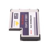 1 Piece 3 Ports Usb 3.0 Express Card Express Card Expansion