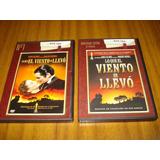 Dvd Lo Que El Viento Se Llevo (nuevo Sellad) Deluxe 2 Discos