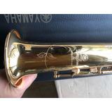 Yamaha 82z Latón Saxofón Soprano Saxofón Bb B Plano