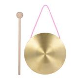 Gong 22cm Mano Gong Platillos Latón Cobre # 1