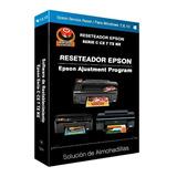 Reset Epson L380 L395 L365 L495 L455 L555 L565 L655 L656