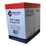 Cable De Red Utp Cat 5e 305mts 24awg 30%cobre Compre Calidad