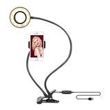 Selfie Aro Led / Bluetooth  / Fotografia / Luz Ajustable