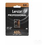 Memoria Lexar 64 Gb Professional 633x 95 Mb/s Sdxc Uhs-i