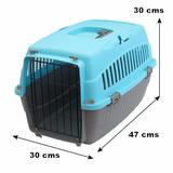 Jaula De Transporte Pequeña Para Perros Y Gatos  Alto 30cm