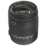 Sigma 18-250mm F3.5-6.3 Dc Macro Os Estabilizado Canon Nikon