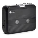 Mini Reproductor De Cassette Grabación Radio Fm Con 3,5 Mm