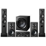 Sony 5.1 Canales De Sonido Envolvente Multimedia Home  W170