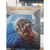 Bluray+dvd Avengers Infinity War Steelbook Envio Gratis