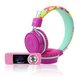 Audífonos Bluetooth Mgbt20p Master G + Reproductor Mp3 8gb