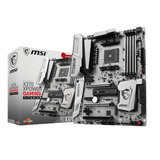 Placa Madre Msi Amd X370 Xpower Gaming Titanium