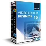 Movavi Video Editor Business 15 - Editor De Video Avanzado
