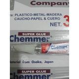 Pegamento Gotita Chemmer 3 Grs / Pack De 12 Unids