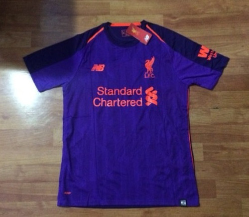 f44f769dac830 Camiseta Liverpool  11 M.salah Modelo Visita Talla S