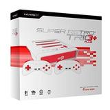 Retro-bit Super Retro Trio Hd Plus 720p Sistema De Consola 3