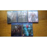 Vikings - Vikingos, Temporada 1-4 Blu Ray