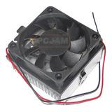 Cooler Con Ventilador 6x6x2 Cm 12v 0.13a 3000rpm