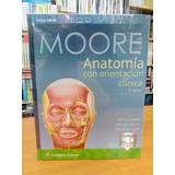 Anatomía Con Orientación Clínica 8°ed. Moore