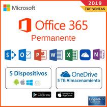 Office 365 2019 | Windows & Mac | Entrega Inmediata