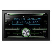 Radio Pioneer Doble Din Con Bluetooth Fh-785bt