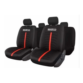 Funda Cubreasiento Universal Sparco Red Line