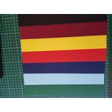 100 Cartulina Colorit Española 180 Gramos, Tamaño Oficio