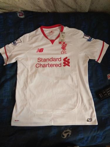 bbbcefa537571 Camiseta Liverpool Nueva Coutinho 2016-2017