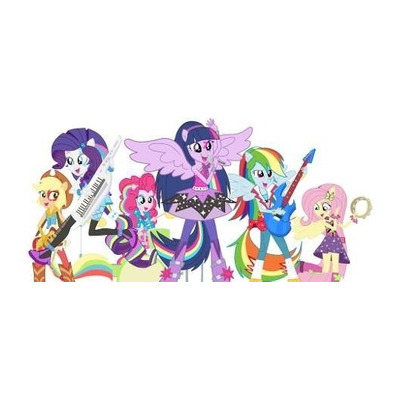 Compra Kit Imprimible My Little Pony Equestria Girls
