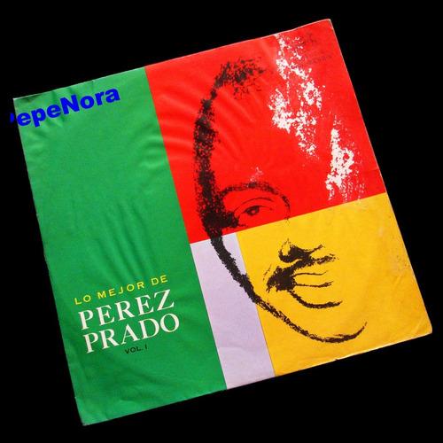 ¬¬ Vinilo Perez Prado Lo Mejor De Perez Prado Zp